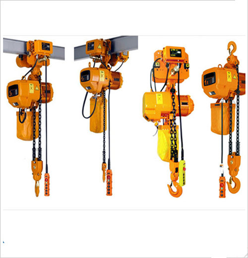 Ellsen well build 1 ton chain hoist for sale with short delivery