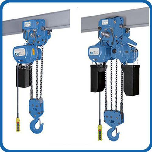 Ellsen well build 12 ton electric chain hoist for sale