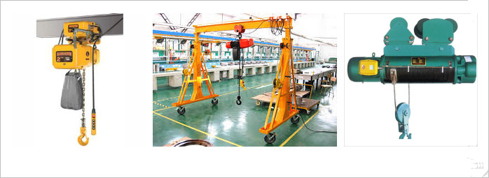 Ellsen well build gantry hoists for sale