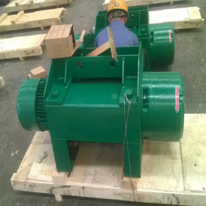 Ellsen well build hoist and winch for sale for Thailand purchase